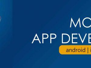 Mobile application development in Nepal