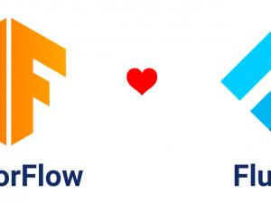 flutter+tesnorflow